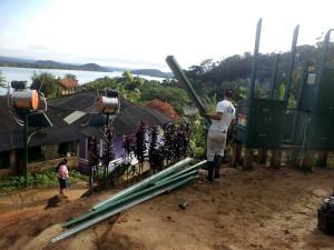 Comunidades tradicionais de Guaraqueçaba, no litoral paranaense, lutam por acesso à luz elétrica