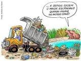 Voltar Tamanho do texto Imprimir Enviar por E-mail Sugerir Pauta Comunicar Erro 15/10/2014 -- 0Município de Guaraquecaba é multado em R$ 150 mil por deixar de tratar lixo adequadamente