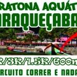 Maratona aquática em Guaraqueçaba