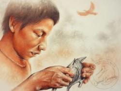 Livro sobre a arte indígena de Guaraqueçaba será lançado no Museu Paranaense