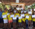 Sesi contribui com o desenvolvimento sustentável da Ilha Rasa em Guaraqueçaba